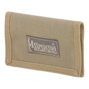 Maxpedition Micro Wallet (Khaki) - Front View