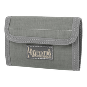 Maxpedition Spartan Wallet (Foliage Green) - Front View