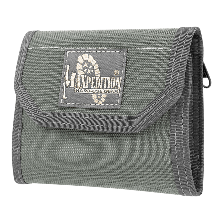 Maxpedition C.M.C. Wallet (Foliage Green) - Front View