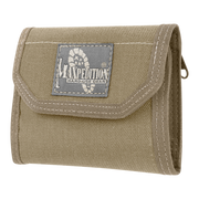 Maxpedition C.M.C. Wallet (Khaki) - Front View