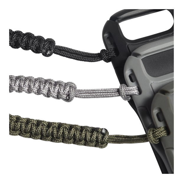 Dango Cobra Weave 95 Lanyard (Grey) - Series View