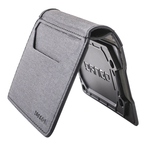 Dango A10 Adapt Bifold Pen Wallet (Slate Grey) - DTEX Bifold Pocket