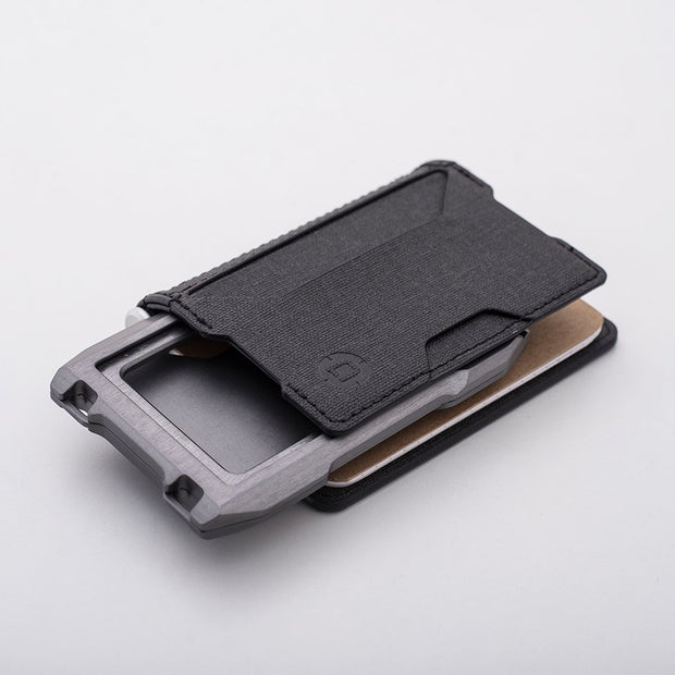 A10 Adapt Bifold Pen Wallet (Slate Grey) - Modular Design