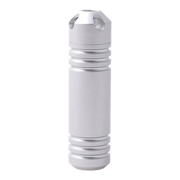 Dango Capsule XL Tether Bundle (Satin Silver) - Capsule XL Front View