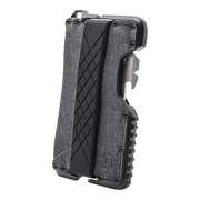 Dango T01 Tactical Spec-Ops Special Edition Wallet (Blackout) - Angled View