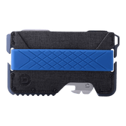 Dango T01 Tactical Spec-Ops Special Edition Wallet (Blueline) - Front View