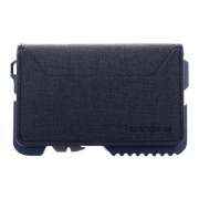 Dango T01 Tactical Bifold Spec-Ops Special Edition Wallet (Blueline) - Back View