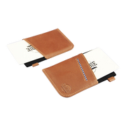 Loft of Cambie Wolyt Sleeve Classic (Black/Brown) - Card Slot