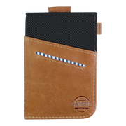 Loft of Cambie Wolyt Sleeve Classic (Black/Brown) - Front View