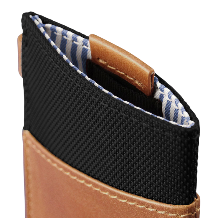 Loft of Cambie Wolyt Sleeve Classic (Black/Brown) - Pull Tab