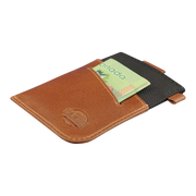 Loft of Cambie Wolyt Sleeve Classic (Black/Brown) - Cash Slot