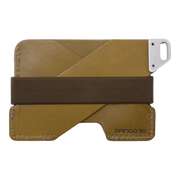 Dango C01 Civilian Wallet (Moss Green) - Back View