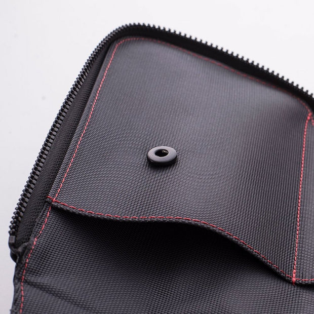 Dango CA01 Carry All Transport Pouch - Red Stitching