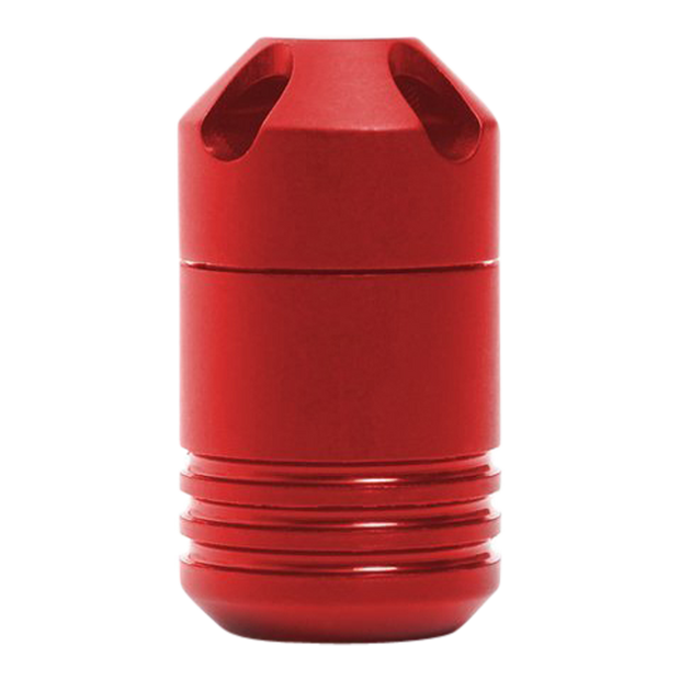 Dango Capsule (Cardinal Red) - Front View