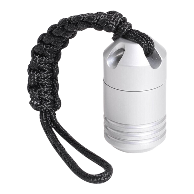 Dango Capsule XL Family Bundle (Satin Silver) - Dual Loop 550 Paracord