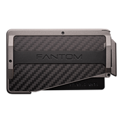 Fantom R 10 Carbon Fibre Wallet - Cash Strap