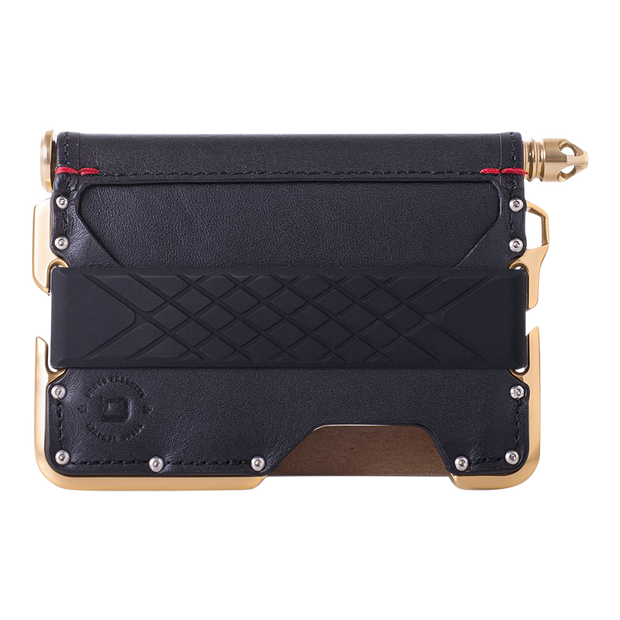 Dango D007 Goldfinger Limited Edition Pen Wallet - Front View
