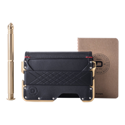 Dango D007 Goldfinger Limited Edition Pen Wallet - Complete View