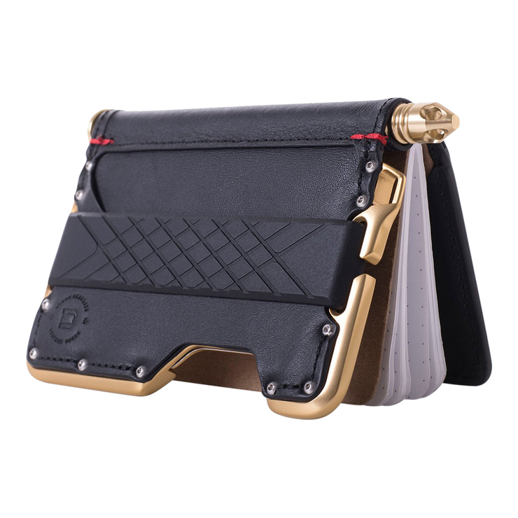 Dango D007 Goldfinger Limited Edition Pen Wallet - Fanned View
