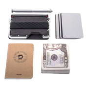 Dango D01 Dapper Pen Wallet - Contents & Capacity