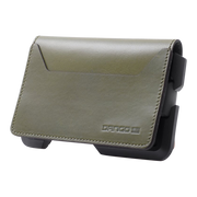 Dango D01 Dapper Bifold Wallet (Moss Green) - Closed View
