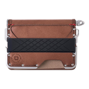 Dango D01 Dapper Pen Wallet (Whiskey Brown) - Front View