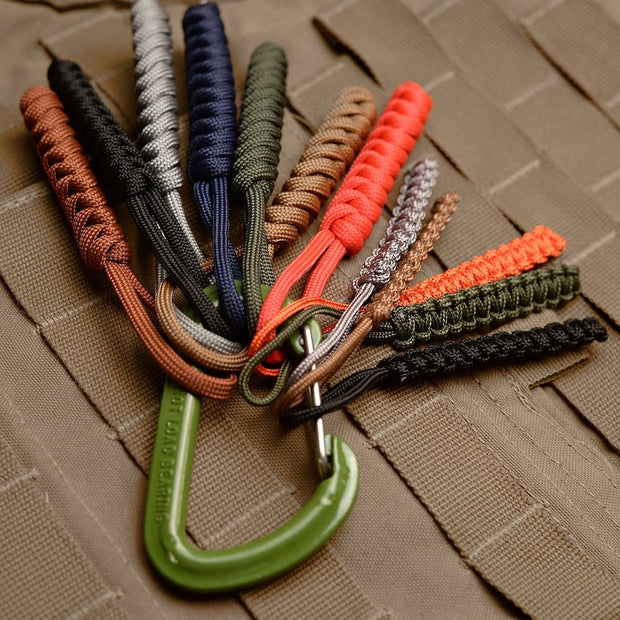 DANGO COBRA WEAVE 95 LANYARD (OD GREEN)