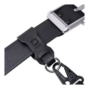 Dango Belt Fob (Jet Black) - In Use