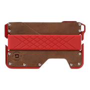 Dango D01 Dapper Special Edition Wallet (Redline) - Front View