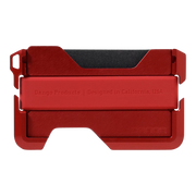 Dango D01 Dapper Special Edition Wallet (Redline) - Back View