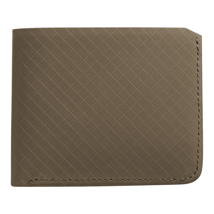 Pioneer Division 3PN Matte Billfold Wallet (Earth) - Front View