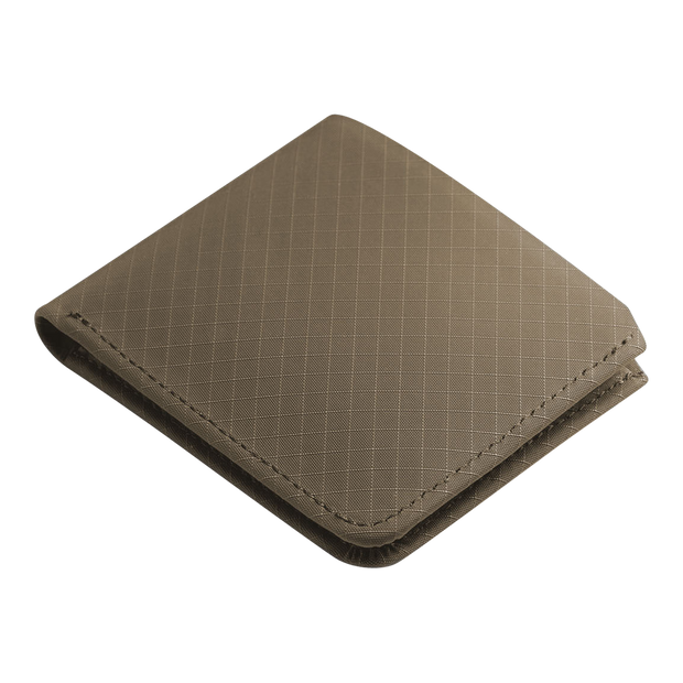 Pioneer Division 3PN Matte Billfold Wallet (Earth) - Angled View