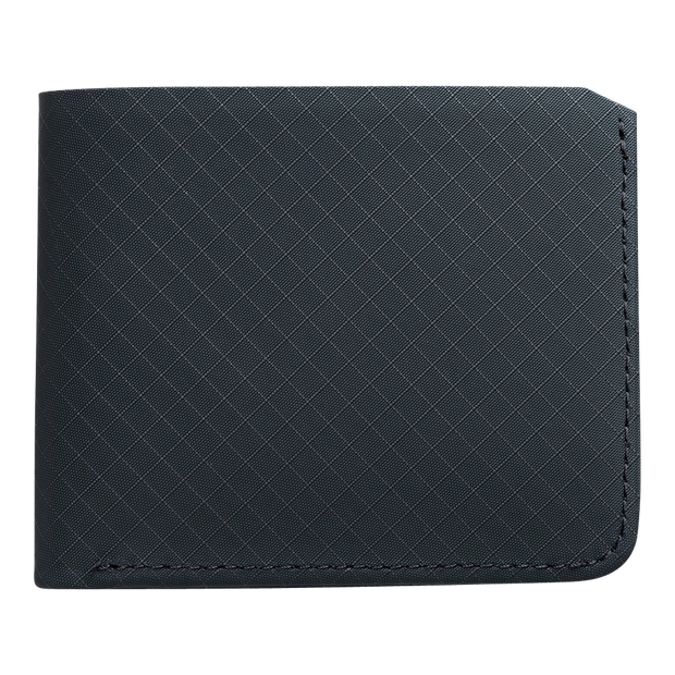 Pioneer Division 3PN Matte Billfold Wallet (Navy) - Front View