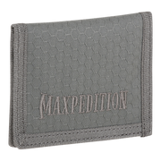 Maxpedition AGR LPW Low Profile Wallet (Grey) - Advanced Gear Research