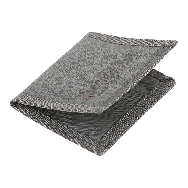 Maxpedition AGR LPW Low Profile Wallet (Grey) - Teflon Fabric Protector