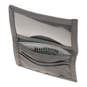 Maxpedition AGR LPW Low Profile Wallet (Grey) - ID Window