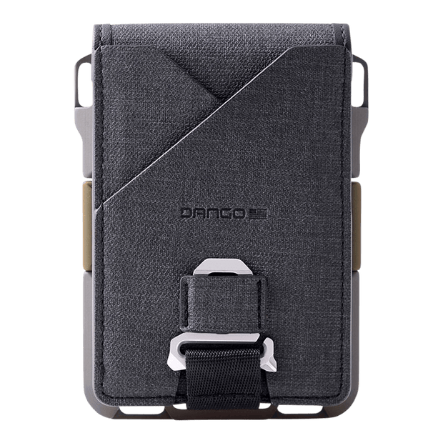 Dango M1 Maverick 4 Pocket Bifold Spec-Ops Wallet (OD Green) - Back View