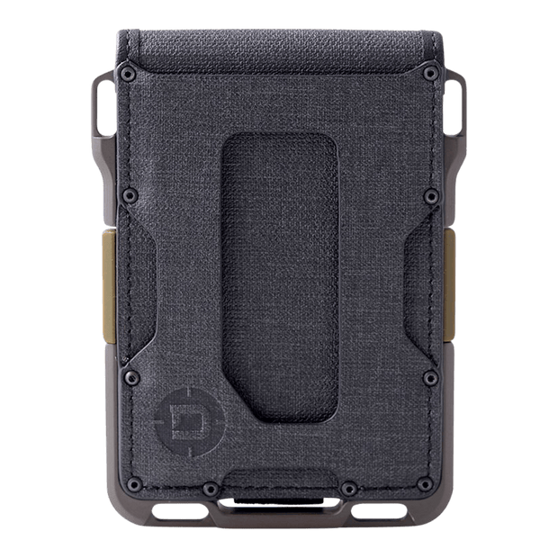 Dango M1 Maverick 4 Pocket Bifold Spec-Ops Wallet (OD Green) - Front View