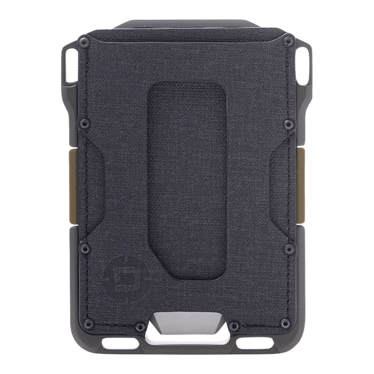 Dango M1 Maverick Single Pocket Spec-Ops Wallet (OD Green) - Front View