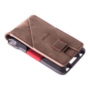 Dango M1 Maverick 4 Pocket Bifold Special Edition Wallet (Slate Grey) - Integrated Key Loop