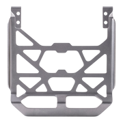 Dango M1 Chassis Clip (Satin Silver) - Back View