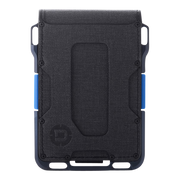 Dango M1 Maverick 4 Pocket Bifold Spec-Ops Special Edition Wallet (Blueline) - Front View