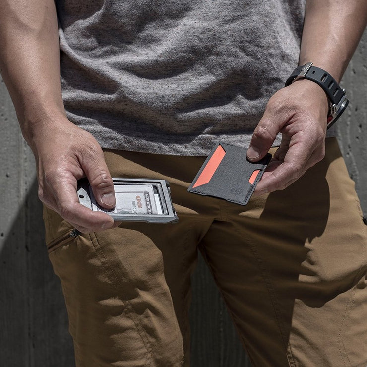 Dango A10 Adapt Single Pocket Wallet - Cash Storage
