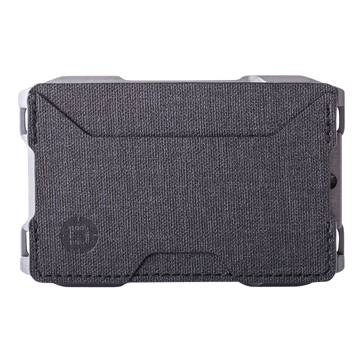 Dango A10 Adapt Single Pocket Wallet - Front View
