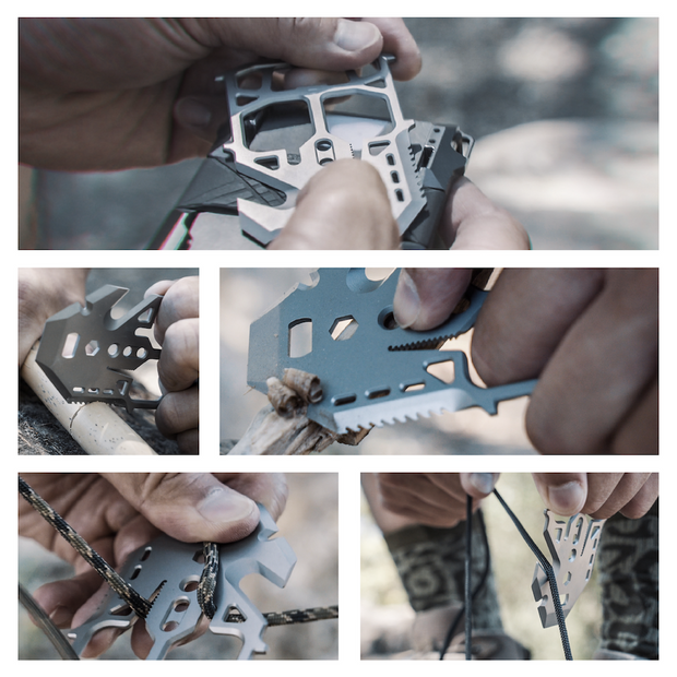 Dango MT04 Multi-Tool - In Use
