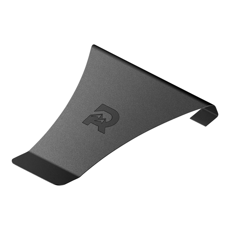 The Ridge Individual Money Clip (Black) - Spring Steel