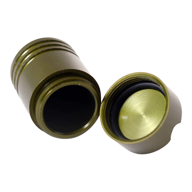 Dango Capsule (OD Green) - Open View