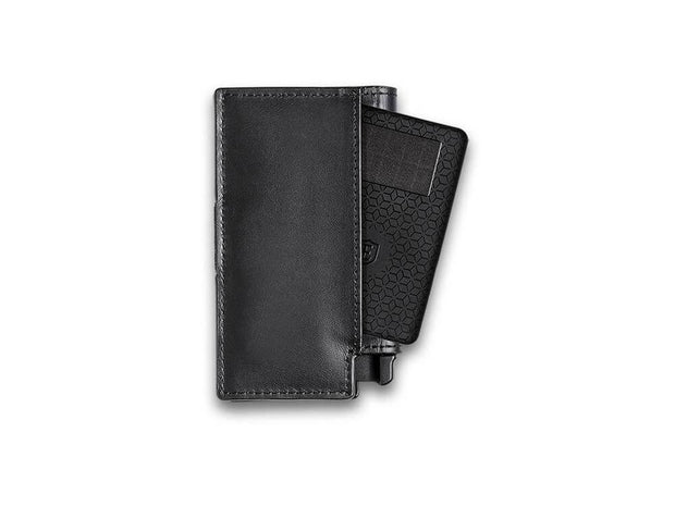 Ekster Parliament Leather Wallet (Nappa Black) - Tracker Card