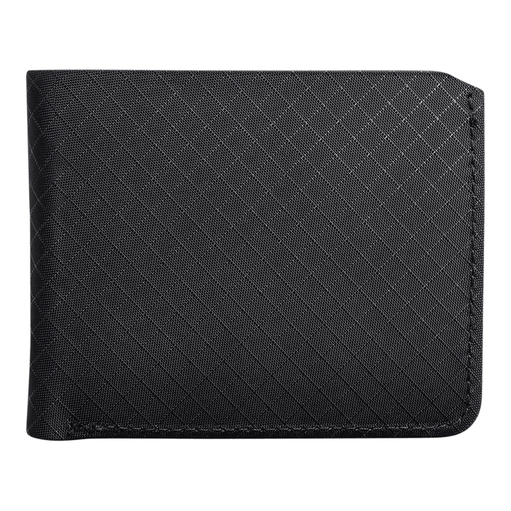 Pioneer Division 10XD Ripstop Billfold Wallet (Onyx) - Front View