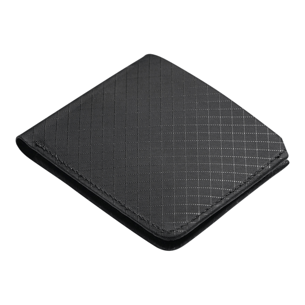 Pioneer Division 10XD Ripstop Billfold Wallet (Onyx) - Angled View